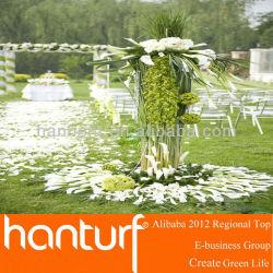 Свадьба ну вечеринку искусственная трава естественный вид