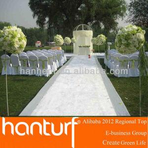 Del banquete de boda de césped ARTIFICIAL NATURAL apariencia