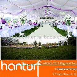 Высокое качество свадьба искусственный газон для устойчивость к ультрафиолетовому излучению
