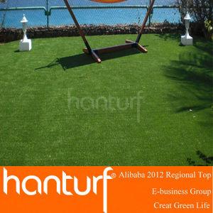 Artificial hierba para el niño zona de juegos