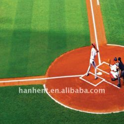 Gazon synthétique Baseball gazon