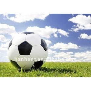 Natural de césped artificial para emocionante de fútbol
