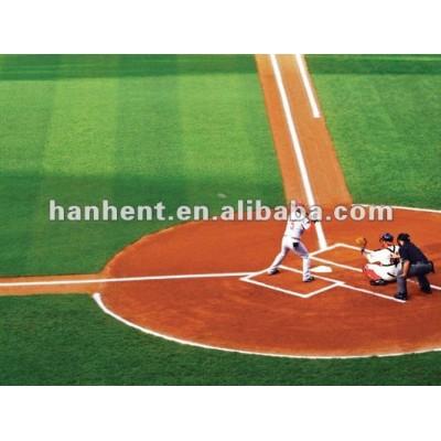 Sintético gorra de béisbol deportes de césped