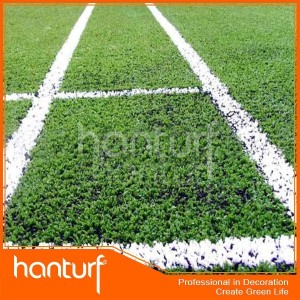 Cancha de fútbol extraíble de césped artificial