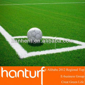 Campo de fútbol de césped artificial