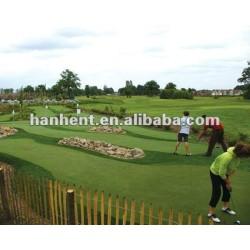 Популярные! Поле для гольфа искусственный газон