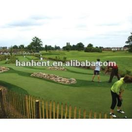 Popular! Campo de Golf de césped artificial