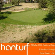 2015 новый популярный! поле для гольфа искусственная трава
