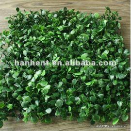 Verde césped artificial artesanías de decoración