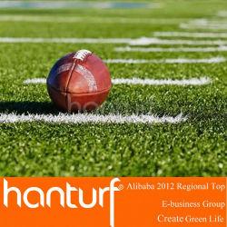 Confortable couleur vision et souple synthétique rugby herbe gazon