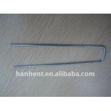Используемым материалом : оцинкованная U ногтей