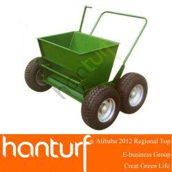 Artificielle herbe Machine : sable de remplissage de Machine