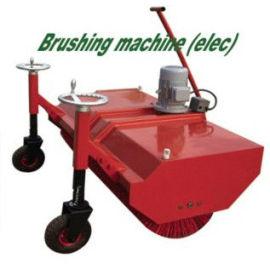 Césped artificial herramientas : máquina de cepillado