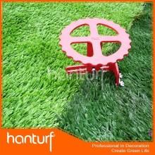 Искусственная трава машина : круг резак
