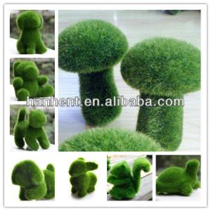 Verde animales de césped Artificial conejo
