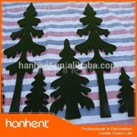 2013 promoción de la navidad árbol verde decoración de la
