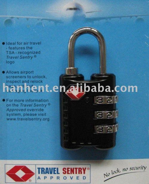 Alta cámaras de seguridad en caliente de la venta cierre TSA