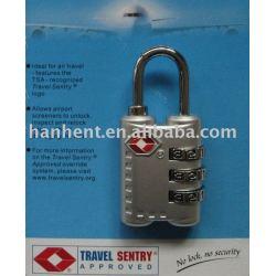 Haute sécurité cadenas TSA