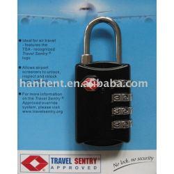 Promotion de noël TSA serrure