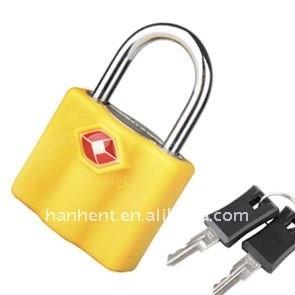 Cierre TSA plástico con llave de 326 - 2