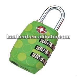 Tsa combinación 3-dial de la cerradura HTL331