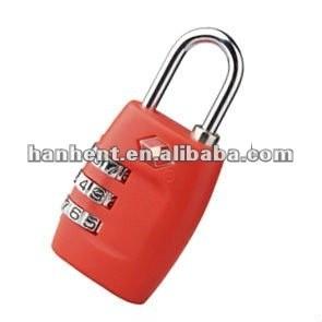 Precioso keylessTSA bloqueo HTL335 rojo