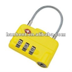 Tsa serrure pour bagages HTL320