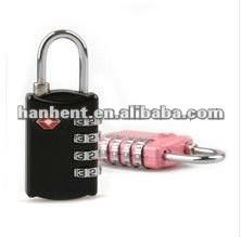 Tsa equipaje lock carrier HTL309