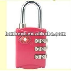 Safe tsa serrure à combinaison HTL302