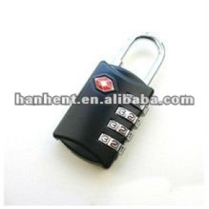 Tsa equipaje de bloqueo de teclas HTL309