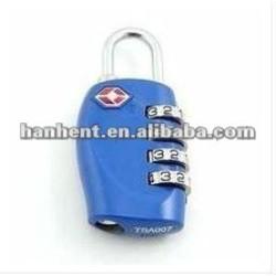 Mini bagages TSA voyage de verrouillage