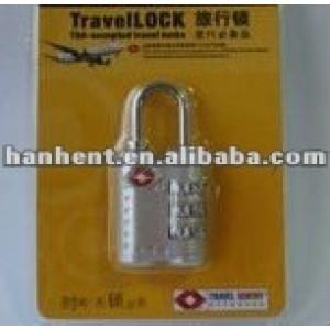 De seguridad tsa del equipaje de bloqueo lighting HTL301