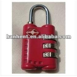 Mini tsa zipper verrouillage HTL301