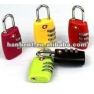 Populaire personnalisé bagages serrure HTL335