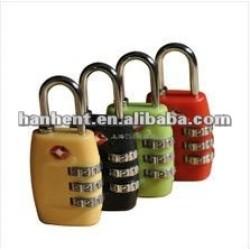 Anciennes sécurité bagages serrure HTL335