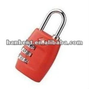 Tsa viajero de mini equipaje de bloqueo HTL335