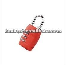 Del bolso del equipaje de bloqueo de código exterior HTL335