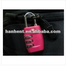 Del bolso del equipaje cerradura de combinación exterior HTL335