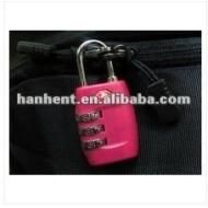 Bagages sac serrure à combinaison extérieure HTL335