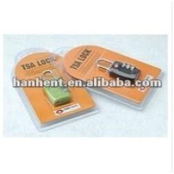 Alliage sécurité valise verrouillage HTL335