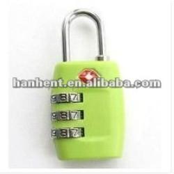 Glissière serrure à combinaison valise HTL335