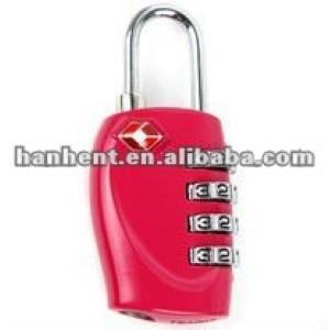 4 de la alta calidad de encargo del equipaje lock lock