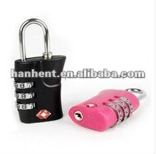 Alta seguridad maleta cierre tsa HTL359