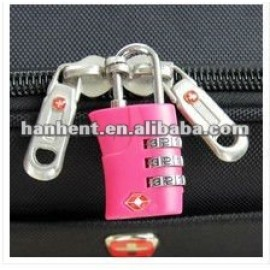De seguridad bloqueo para viajes TSA HTL359 como regalo