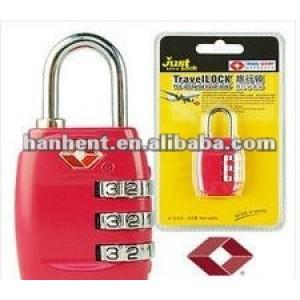 Con código de viaje cerradura de combinación HTL331