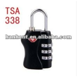 Populaire 3 chiffres tsa serrure à combinaison HTL338