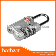 Promotion de noël sécurité cadenas tsa HTL338