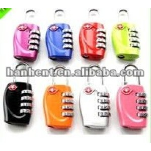 Popular diseño número bag lock