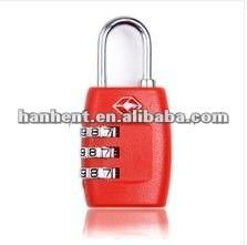 Alta sin llave de seguridad de bloqueo de código