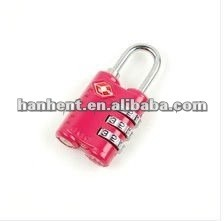 Alta seguridad TSA Lock